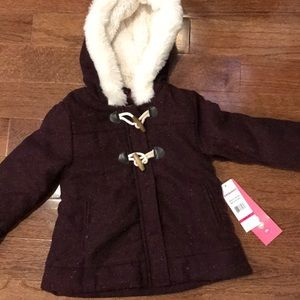 Other - New with tags size 3T toggle coat